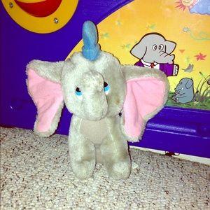 Vintage Dumbo stuffed animal
